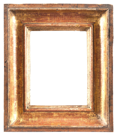 wooden insert: Old wooden framework. It is possible to insert a photo into them