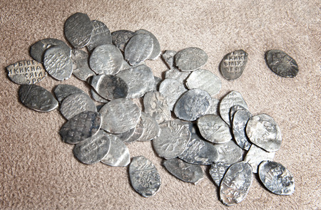 obverse: Ancient coins of different metals � collectible