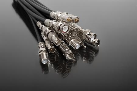 connectors: Coaxial connectors