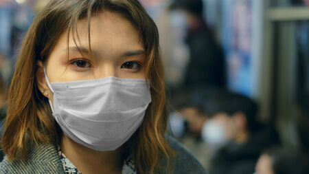 Masked Asian People Real. Protect Flu Coronavirus. Asia Health Care. Environment China Air Pollution . Protection Corona Virus Chinese. Allergy Respiratory Face Mask. SARS-CoV-2. Covid-19.