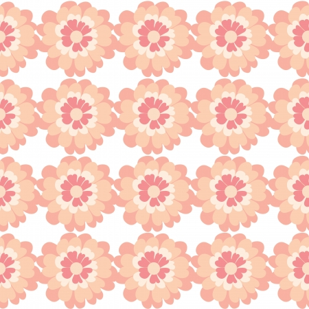 Seamless pattern of flower background.