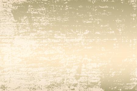 RetroTexture dell'oro pastello di effetto pattino di lerciume astratto. Sfondo chic alla moda realizzato in vettoriale per il vostro disegno