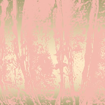 Textura de moda de mármol abstracto en colores pastel y oro. Fondo elegante de moda hecho en Vector para papel tapiz, textil, boda, tarjetas de visita, publicidad, papel de regalo, invitaciones de moda