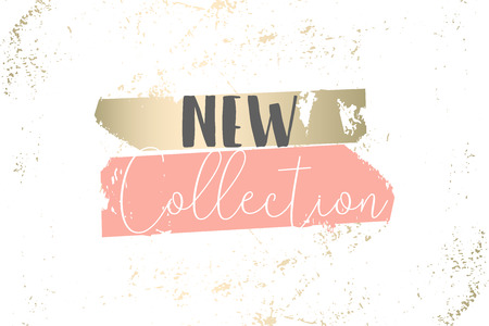 Eleganter Satz schicker, trendiger Korallenmarmor-Gold-Luxustexturen Schöne Hintergründe für Werbung, Poster, Einladungen, Tapeten, Textilien, Typografie. Lebende Korallen
