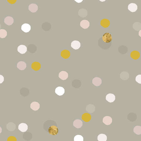 Abstract Christmas seamless pattern Winter background