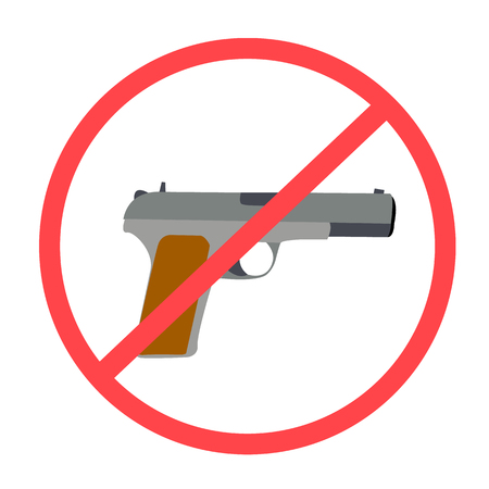 No weapons or weapons are not allowed