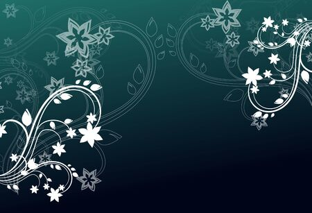 amazing wallpaper: Abstract background with white flourish ornaments decoration