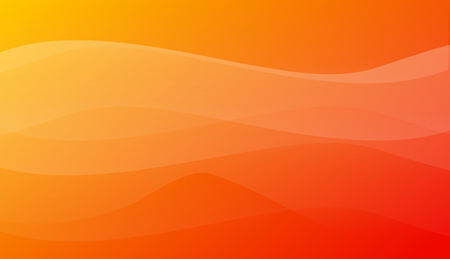 yellow orange: Modern designed abstract yellow orange background with wave
