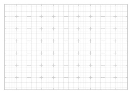 White square grid Vettoriali