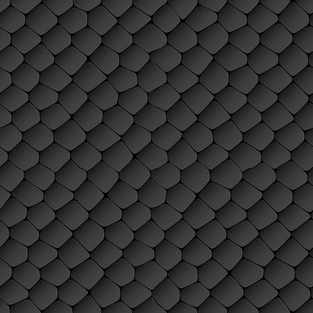 squama: White seamless abstract texture Illustration