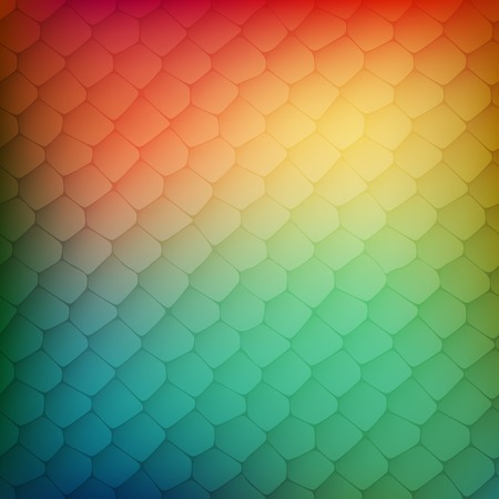 fondo azul: Abstract background of colored cells