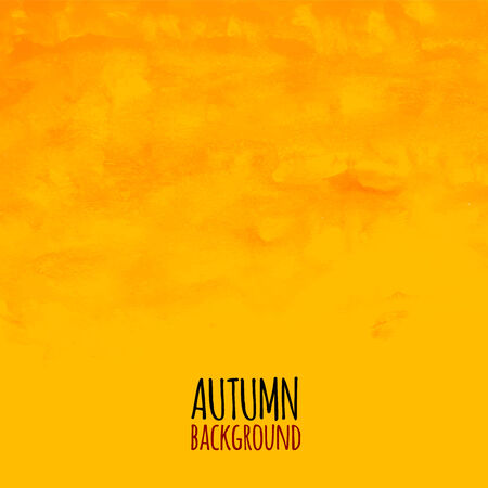 brown background: Watercolor striped radiant pattern, yellow orange and red colors