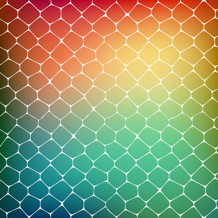 fondos: Abstract background of colored cells