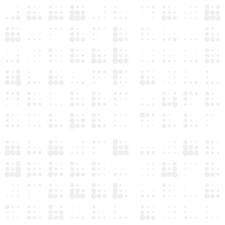halftones: Grunge random halftones background
