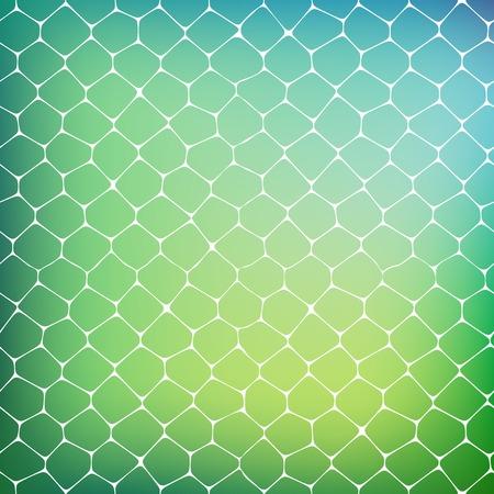 Resumen de antecedentes de las células de colores Foto de archivo - 32220155