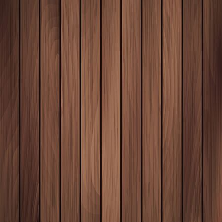 boarded: Vector wood plank Illustration