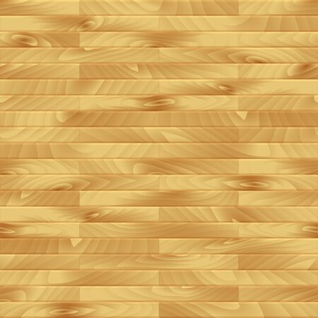 boarded: Seamless vector wood plank, brown texture background illustration