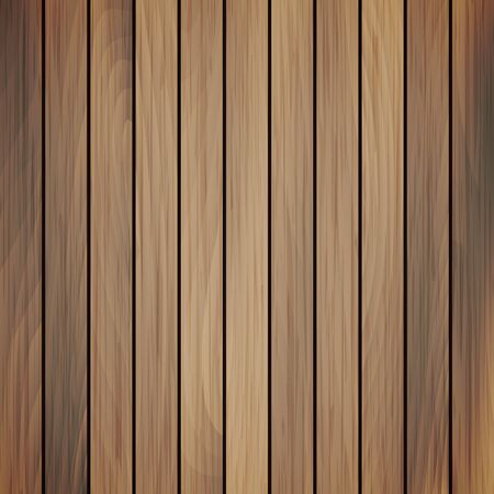 boarded: Vector wood plank, red and brown texture background illustration Illustration