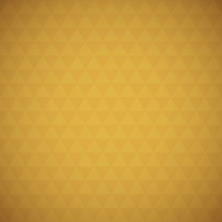 simple background: Abstract brown triangle background, simple vector illustration