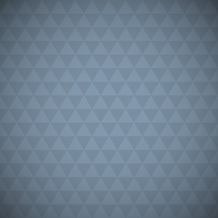 simple background: Abstract dark triangle background, simple vector illustration Illustration