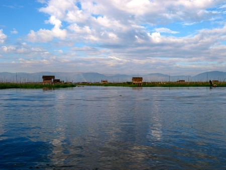 Inle Lake, Myanmar Stock Photo - 9481936