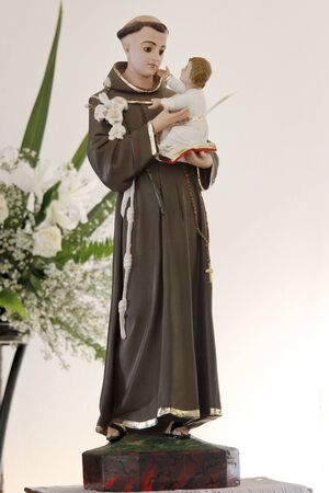 Saint Anthony of the Catholic Church - Santo Antonio