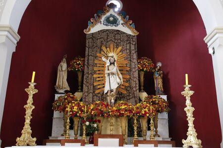 Saint John the Baptist of the Catholic Church - St John