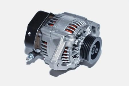 alternator: Alternator Stock Photo
