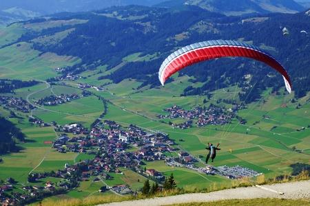 paragliding: Paragliding