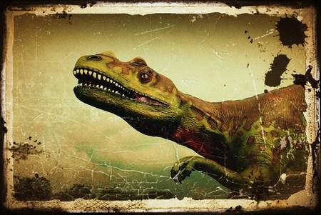 Dinosaurs Stockfoto