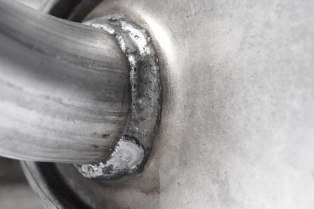 catalytic: Exhaust Stock Photo
