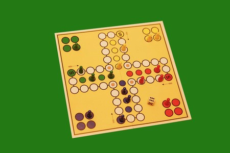 ludo: Ludo is boardgame Played between friends, family & kid