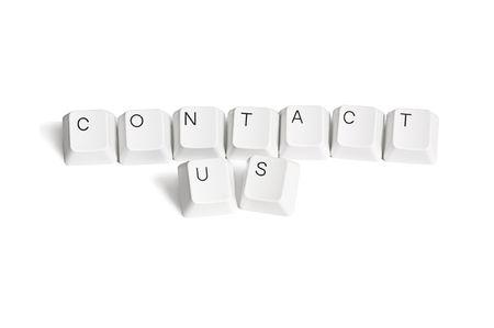 contact us computer keys