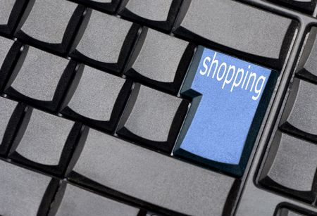 shopping computer key