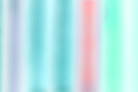 xray colors in cyan red and blue