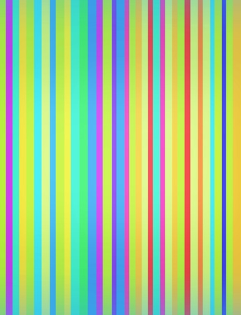 blured Striped colors