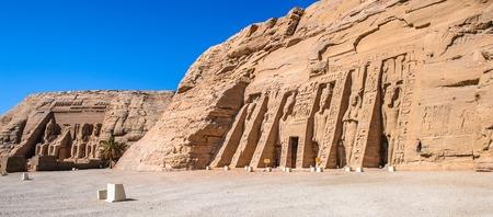 Small Temple of Nefertari, Abu Simbel, Egypt