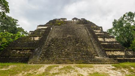 The Lost World Pyramid (Structure 5C-54), Mundo Perdido, Guatemala