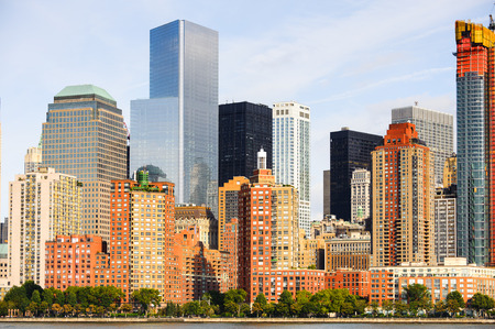 Lower  Manhattan, New York City, United States of America