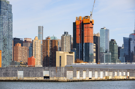 Skyscapers of Manhattan, New York City, United States of America
