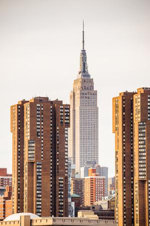 Empire state building, Manhattan, New York City, United States of America
