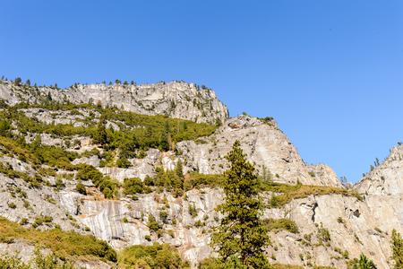 Yosemite National Park California Stock Photo