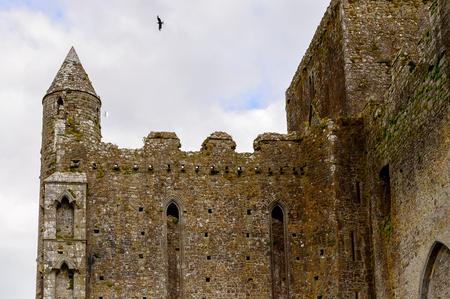 Chapel of King Cormac Mac Carthaigh on the Rock of Cashel (Carraig Phadraig), Cashel of the Kings and St. Patricks Rock
