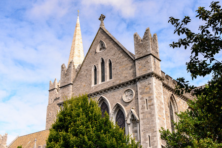 Saint Patricks Cathedral in Dublin (The National Cathedral and Collegiate Church of Saint Patrick, Dublin)