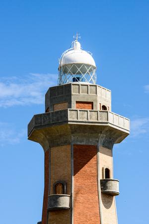 Lighthouse Punta Ballena of Isla Margarita, Venezuela.