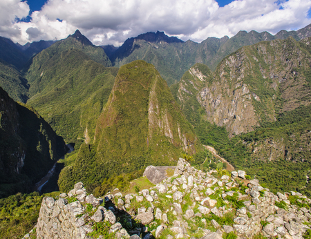 pre: Peruvian Andes mountains