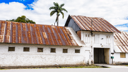 Quartier Special, Condemned mens block, Prison in Saint Laurent du Maroni, French Guiana, South America