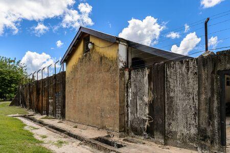 Fort Nieuw Amsterdam, Suriname, South America Stock Photo
