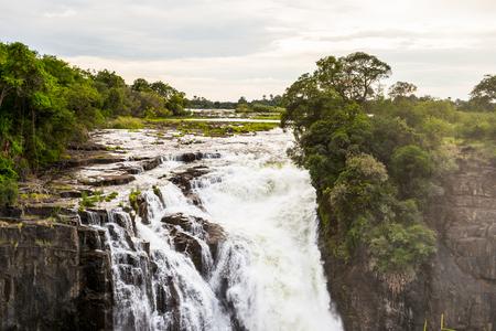 Amazing Victoria Falls, Zambezi River, Zimbabwe and Zambia