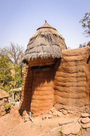 House for living in Togo, Africa